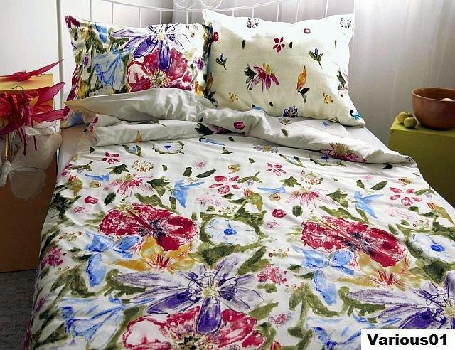Poszewki na poduszki 70x80 - bawełna andropol wz. Various01