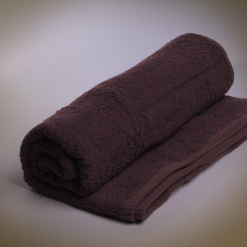 Ręczniki, ręcznik jednobarwny MODENA  rozmiar 50x100 wz. brąz