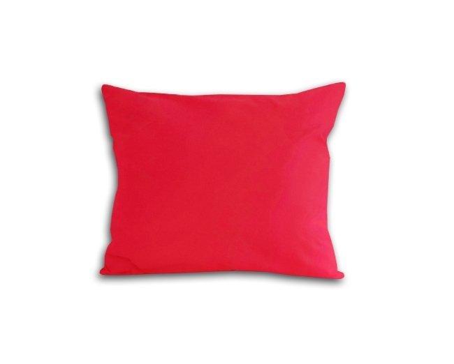 Poszewka na poduszkę 50x60 - 100% bawełna satynowa DARYMEX, zapięcie na zamek wz. koral 039