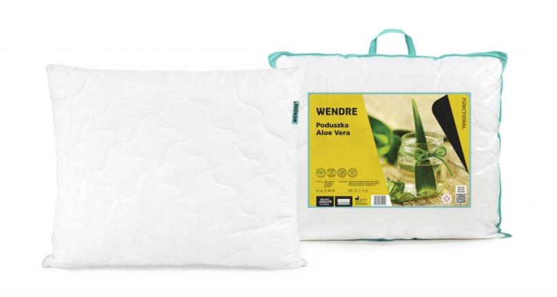 Poduszka Aloe Vera 50x60 Wendre - wyrób medyczny
