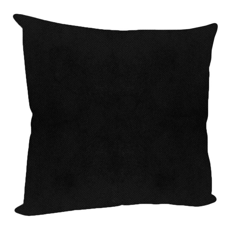 Poduszka, wkład, wsad do poduszki jasiek 45x45 cm czarna