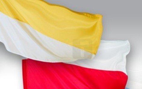 Flaga Kościelna rozm. 115x70