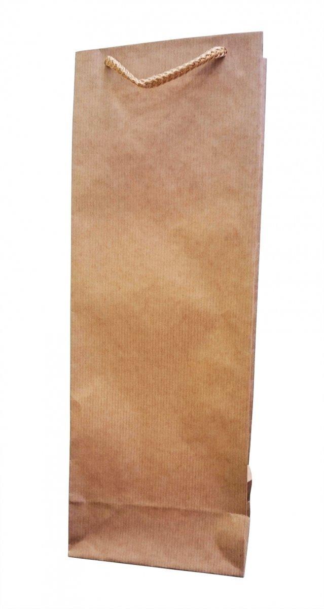 Opakowanie, torba papierowa 37x14cm wz. EKO ZB