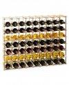 Weinregal Varianten für 9 bis 81 Flaschen Serie RW-8-9