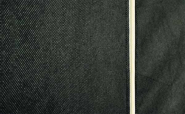 Schutzhülle für Helios , Höhe 196 cm, mehrere Breiten und Tiefen, grau oder schwarz, NEW