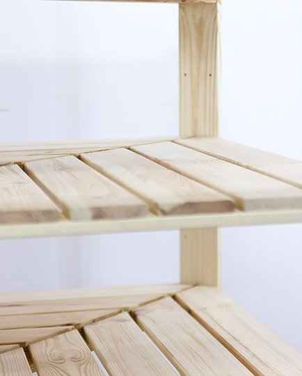 Holzregal Lagerregal Kellerregal Maxi 3Z (110x85x30), 3 Böden