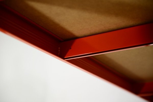 Metallregal Werkstatt Schwerlastregal  bunt farbig   Helios 196x100x50 5 Stabil