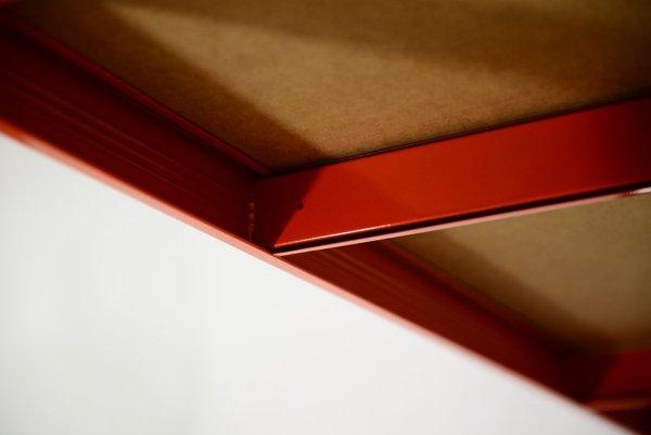Metallregal Werkstatt Schwerlastregal  bunt farbig   Helios 213 x110x30 5 Stabil