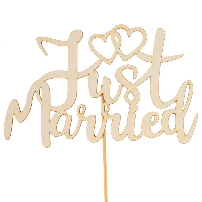 Topper Beermata Just Married