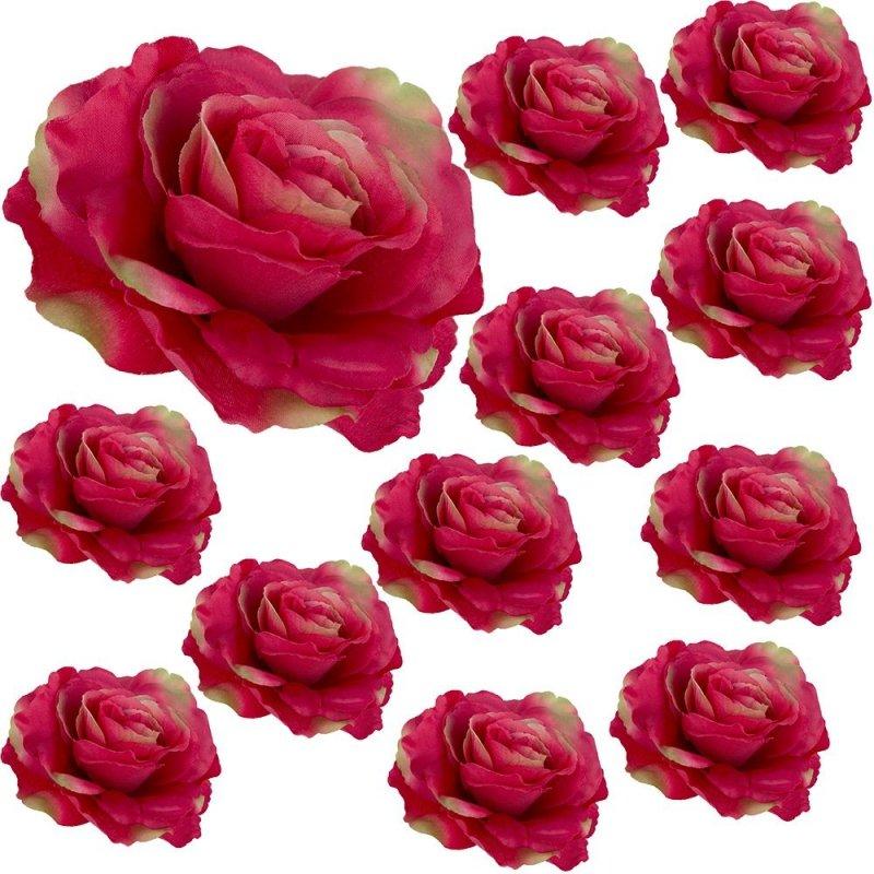 Róża Główka Wyrobowa W118-131 12szt