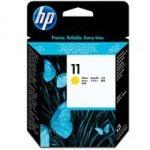 Głowica HP 11 do Business Inkjet 1100/1200/2300/2600/2800 | yellow