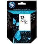Tusz HP 78 do Deskjet 920/1180/6122, PSC 720/950 | 450 str. | CMY
