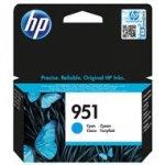 Tusz HP 951 do Officejet Pro 8100/8600   700 str.   cyan