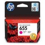 Tusz HP 655 do Deskjet 3525/4615/4625/5525/6525   600 str.   magenta