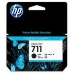 Tusz HP 711 do Designjet T120/520 | 38ml | black
