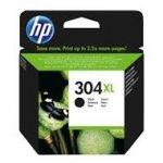 Tusz HP 304XL do Deskjet 3720/30/32 | 300 str. | BLK