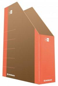 Pojemnik na dokumenty DONAU Life, karton, A4, pomarańczowy