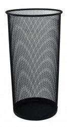Stojak na parasole Q-CONNECT Office Set, metalowy, czarny