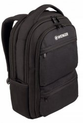 Plecak WENGER Fuse, 15,6, 320x430x210mm, czarny