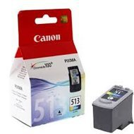 Tusz Canon  CL513  do MP-240/260/270/480, MX360 |  13ml  |  CMY