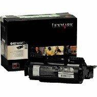 Kaseta z tonerem Lexmark do T-640/642/644 | zwrotny | 6 000 str. | black