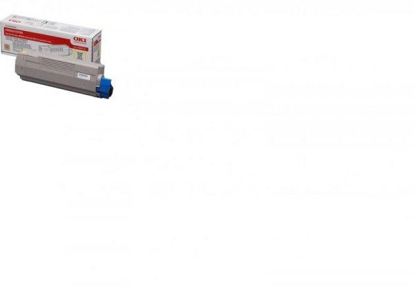 OKI Toner C5850/C5950 Yellow 43865721 6K