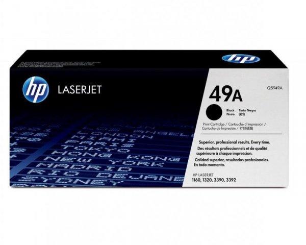 HP Toner nr 49A Q5949A Black 2,5K
