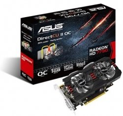 ASUS RADEON HD7790 OC CU 1GB DDR5 BOX SIEDLCE