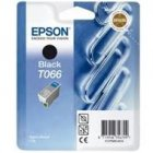 Tusz Epson T066 do Stylus Color C48 | 10ml | black
