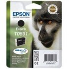 Tusz Epson T0891 do Stylus S20, SX-100/105/200/205 | 5,8ml | black