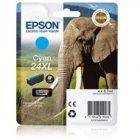 Tusz Epson T2432 XL do XP-750/850 | 8,7ml | cyan