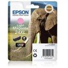 Tusz Epson T2436 XL do XP-750/850 | 9,8ml | light magenta