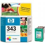 Tusz HP No 343 kolor  C8766EE poj. 7 ml do DeskJet 5740 / PSC 1510 / PSC 1610
