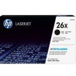 Toner HP 26X do LaserJet Pro M402/426 | 9 000 str. | black