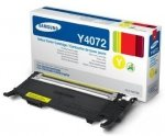 Toner Samsung oryginalny CLT-Y4072S yellow do CLP-320 /CLP-325 / CLX-3180 /CLX-3185 na 1 tys. str.