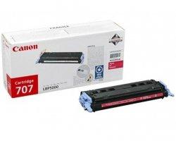 Toner oryginalny Canon 707 magenta LBP-5000 LBP-5100 na 2 tys CRG707