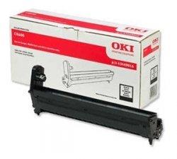 Bęben oryginalny OKI 43449016 black do OKI C8600 / C8600n / C8800 / C8800n na 20 tys. str.