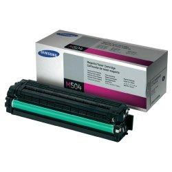 Toner oryginalny Samsung CLT-M504S magenta do CLP-415 / CLP-415NW / CLX-4195 / CLX-4195FW / CLX-4195FN na 1,8 tys str.