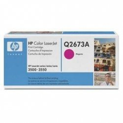 Toner HP Q2673A magenta do Color LaserJet 3500 / 3550 na 4 tys. str.