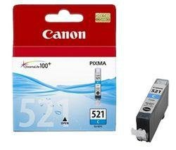 Tusz Canon CLI521C cyan poj. 9ml do PIXMA iP3600 / iP4600 / MP540 2935B001