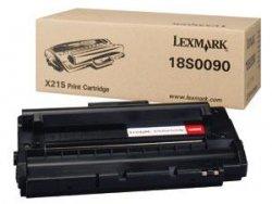 Toner Lexmark 0018S0090 black do X 215 / X 215 MFP na 3,2 tys. str.