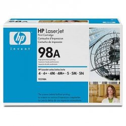 Toner HP 92298A black do LaserJet 4 / 4m / 4+ / 4m+ / 5 / 5m / 5n na 6,8 tys. str. 98A