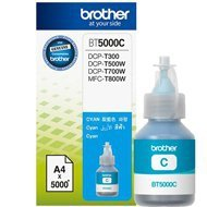 Tusz Brother do DCP-T300/T500W/T700W, MFC-T800W | 5 000 str. | cyan