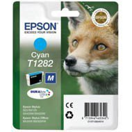 Tusz Epson T1282 do Stylus S22, SX-125/130/230/235W/420W | 3,5ml | cyan