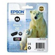 Tusz Epson T2611 do XP-600/700/800 | 4,7ml | photo black