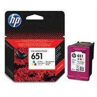 Tusz HP 651 do DeskJet 5645   300 str.   CMY
