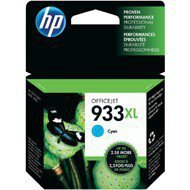 Tusz HP 933XL do Officejet 6100/6700/7110/7612 | 825 str. | cyan