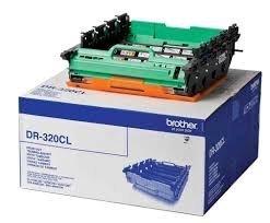 Bęben oryginalny Brother DR320CL do  HL-4140CN / HL-4150CDN / HL-4570CDW / DCP-9055CDN / DCP-9270CDN / MFC-9460CDN  na 25 tys. str. DR-320CL