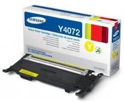 Toner Samsung CLT-Y4072S yellow do CLP-320 /CLP-325 / CLX-3180 /CLX-3185 na 1 tys. str.