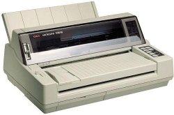 Używana drukarka OKI MICROLINE 390FB (09000295)